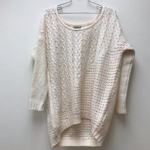 Nice Lucky Brand Cable Knit Sweater
